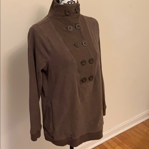 Banana Republic Sweaters - Banana Republic Brown Button Sweater